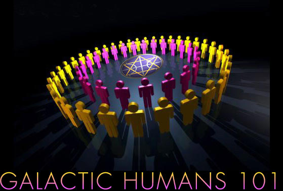 Galactic Humans 101 Image
