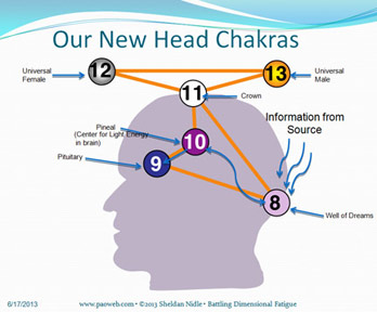 New Head Chakra System