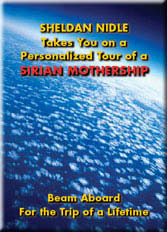 Sirian Mother Ship DVD